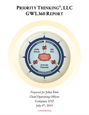 GWL360 Leadership Assessment Report