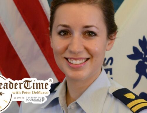 6 tips for female leaders from a Coast Guard lieutenant
