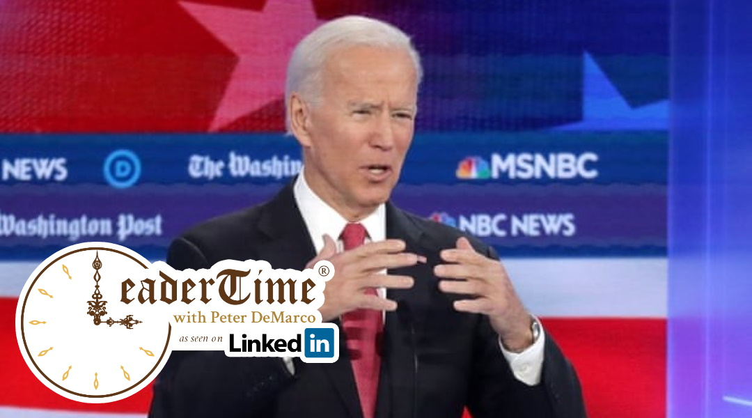 Joe Biden Communication Article Cover Image