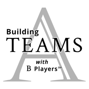 Building A Teams Program Logo